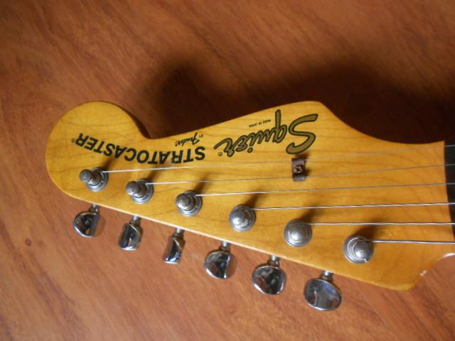 Fender Squier Jv Strat Ol Whi Ultravox